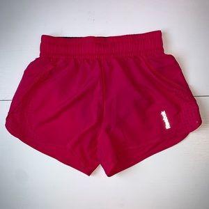 🌺 reebok | play dry athletic shorts | size XS |